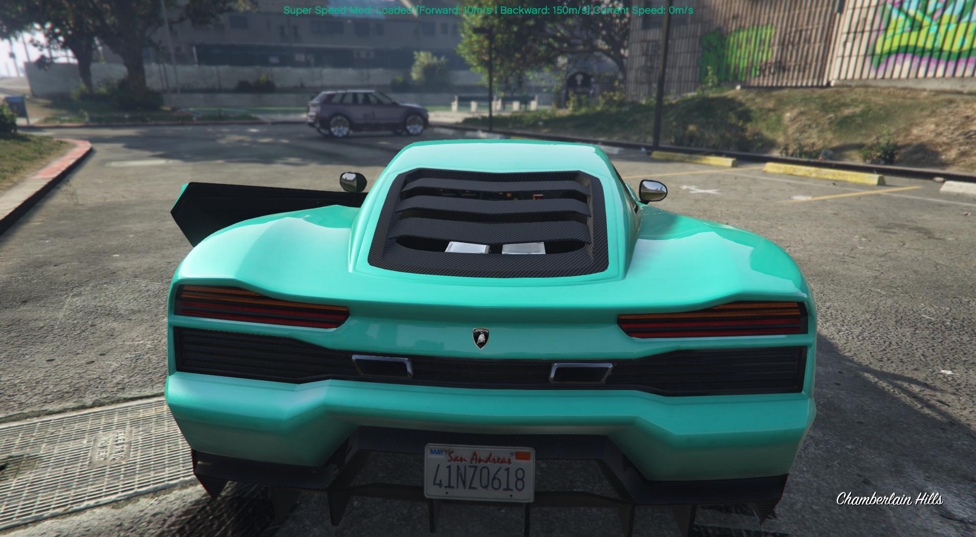 Lamborghini Car Logo For Vacca Gta5 Mods Com