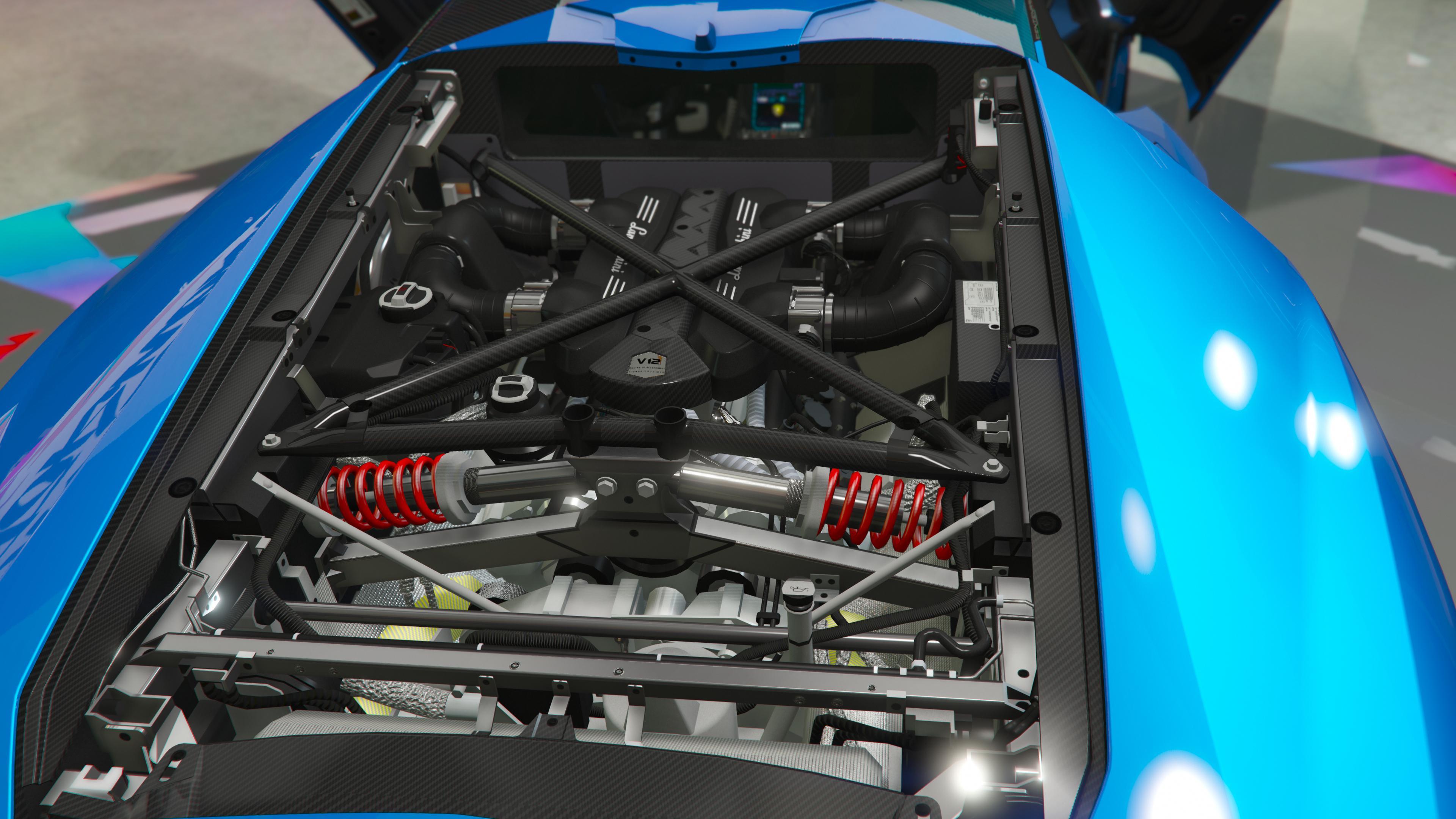 Lamborghini Centenario Lp 770 4 Remastered Gta5 Mods Com