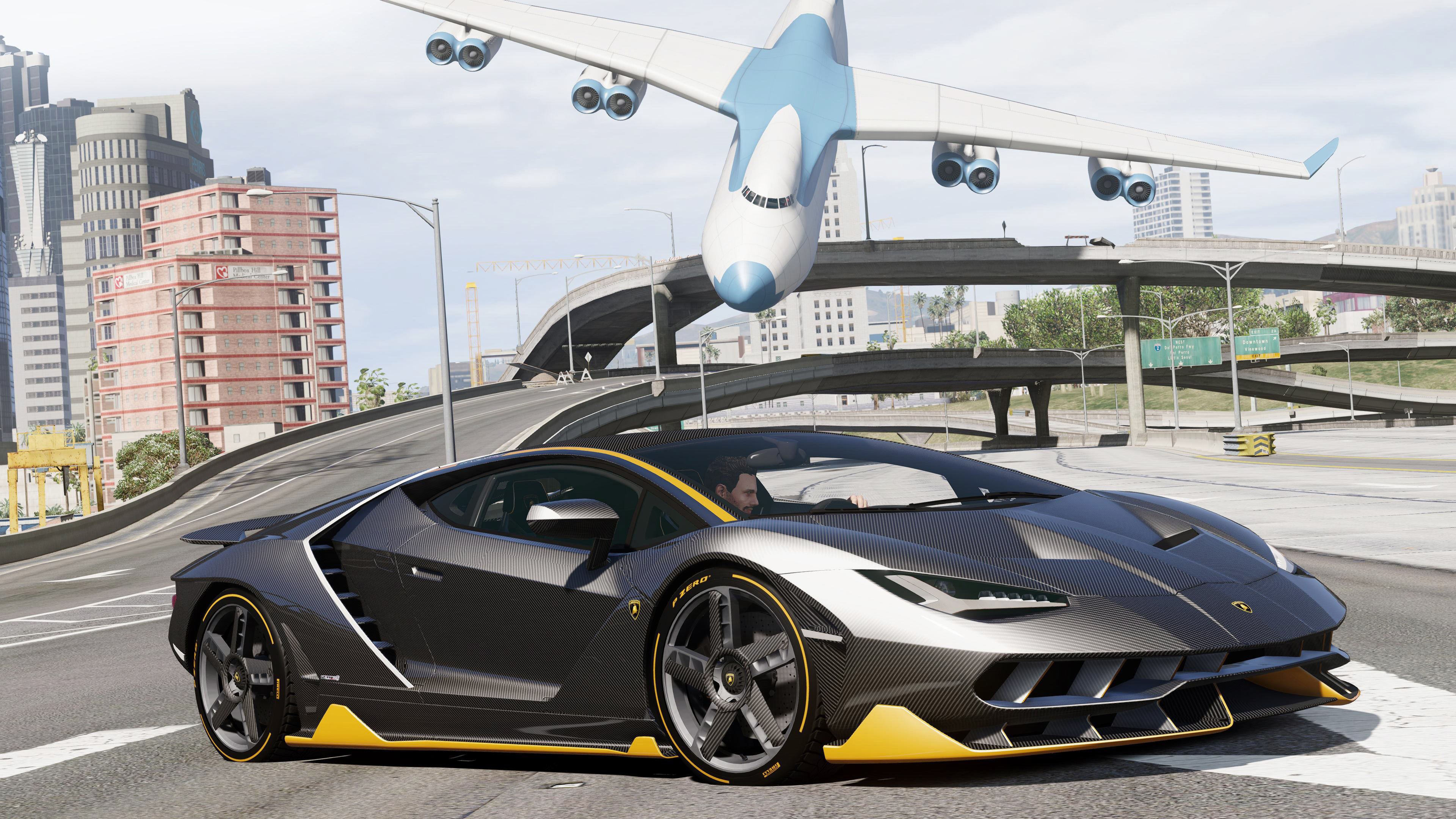 2017 Lamborghini Centenario LP 770-4 [Add-On / Replace] - GTA5-Mods ...