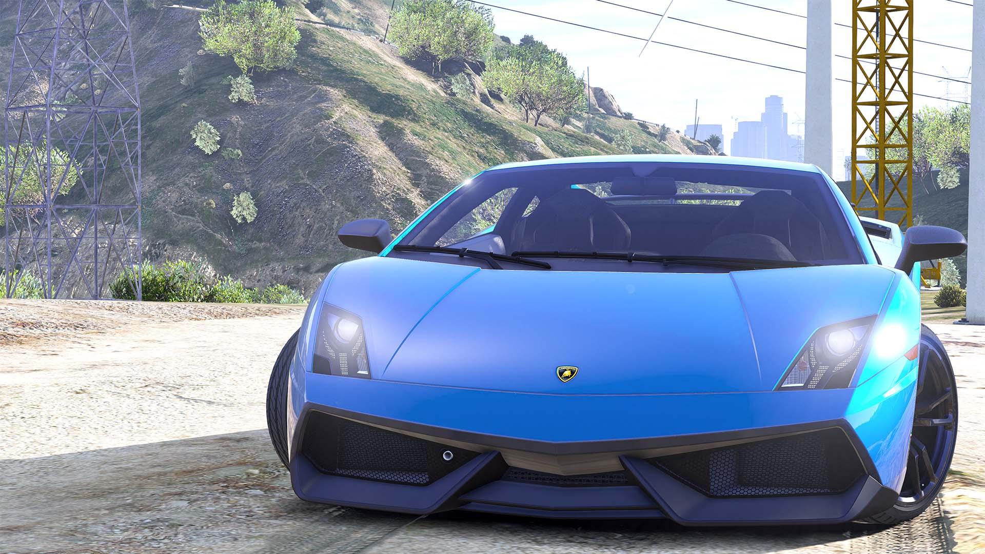 Lamborghini Gallardo Lp570 4 Superleggera 2011 Add On Replace Animated Template Gta5