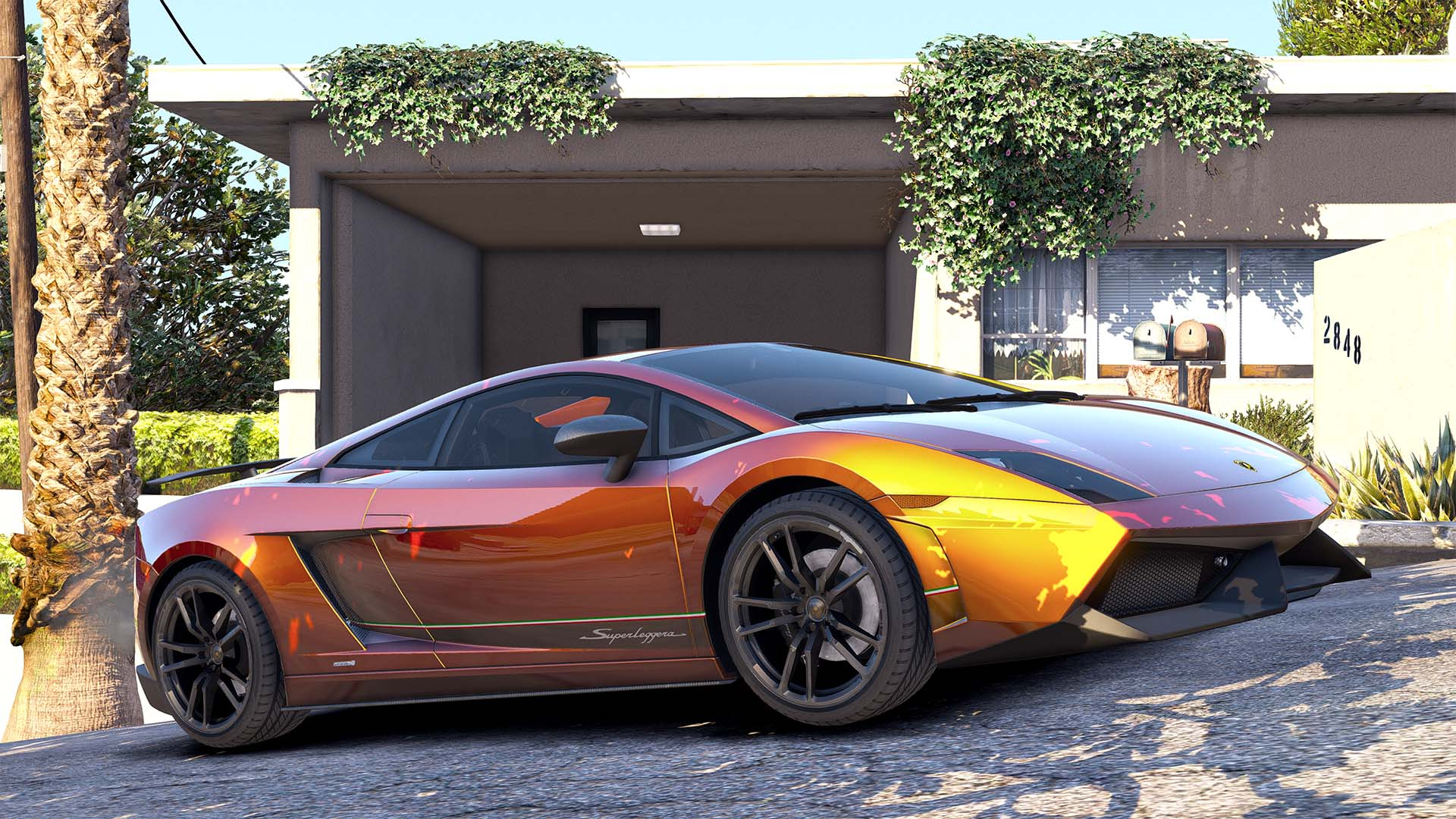 lamborghini gallardo lp570 4 superleggera 2011 add on replace animated template gta5. Black Bedroom Furniture Sets. Home Design Ideas