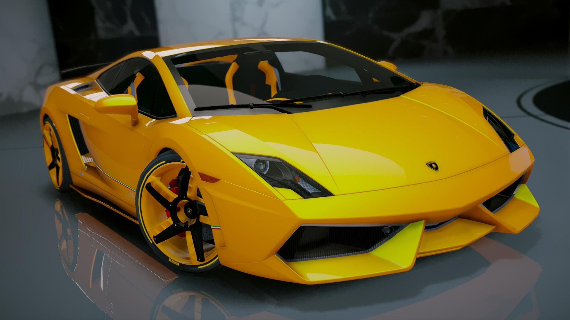 Gta 5 Toyota Supra >> Lamborghini Gallardo LP570-4 Superleggera [Add-On | OIV] - GTA5-Mods.com