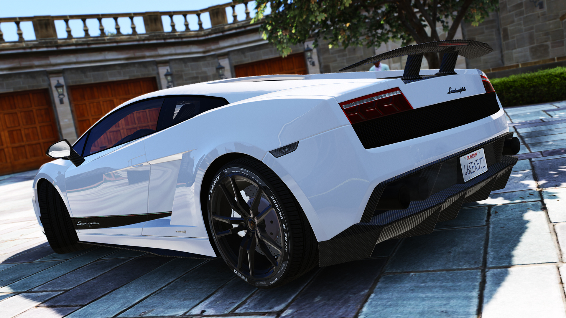 Lamborghini Gallardo Superleggera Lp 570 4 Add On Gta5