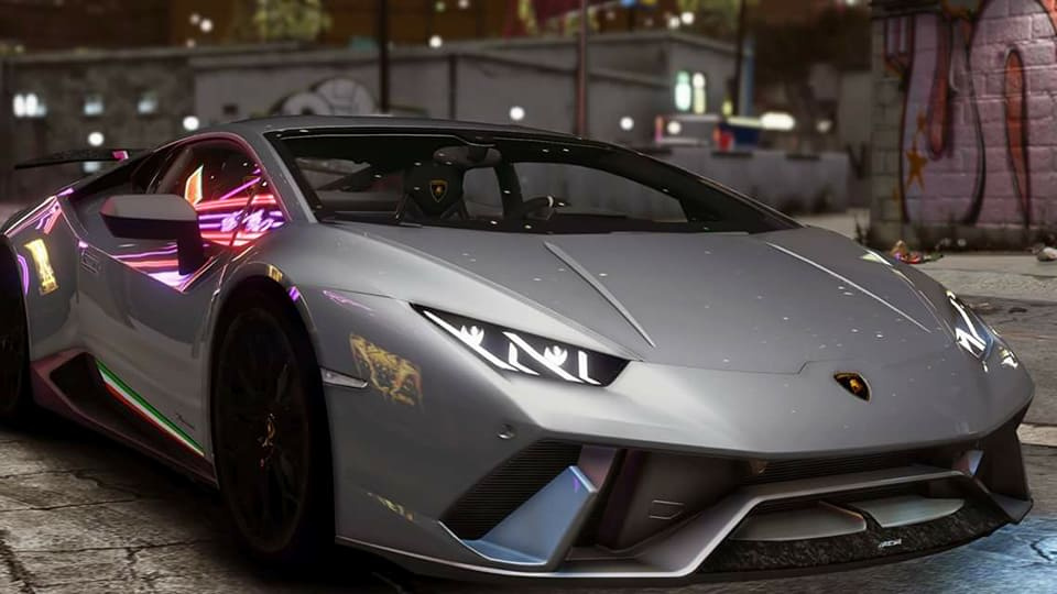 Lamborghini Huracan Performante [Add-On] - GTA5-Mods.com