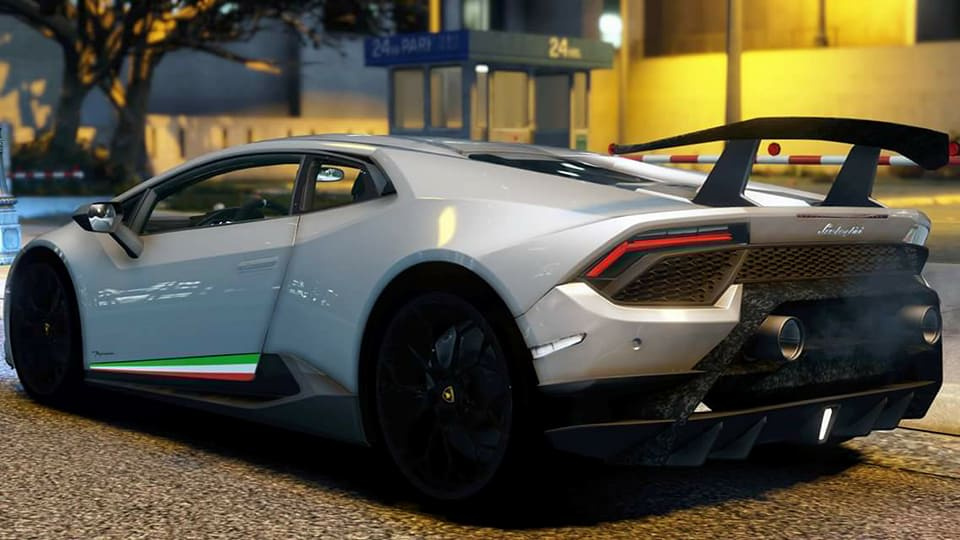 Lamborghini Huracan Performante Add On Gta5 Mods Com