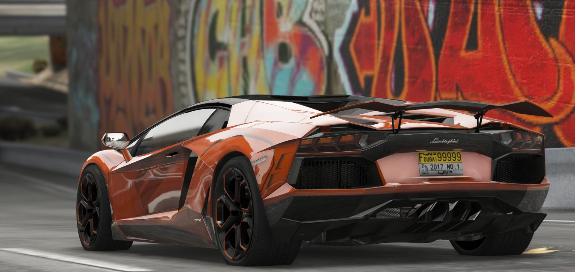 Lamborghini Lp700r Uniform Reference From Fh3 Gta5 Mods Com