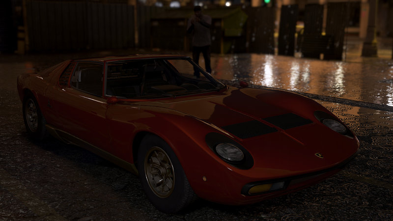 Lamborghini Miura P400 Sv 72 Add On Gta5 Mods Com