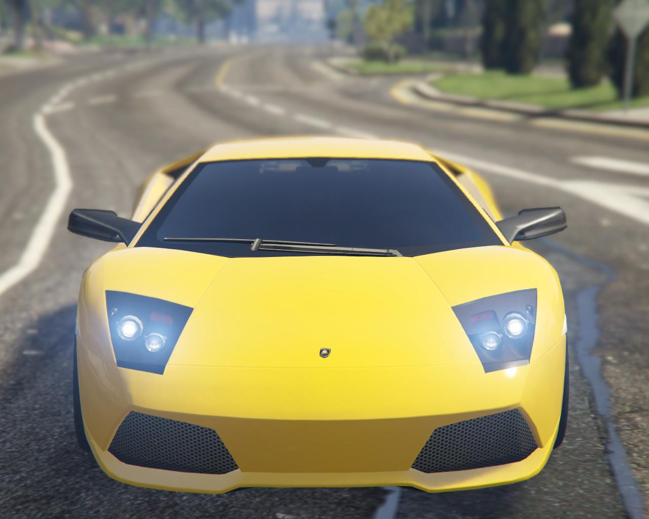 Lamborghini Murcielago Lp 640 Gta5 Mods Com