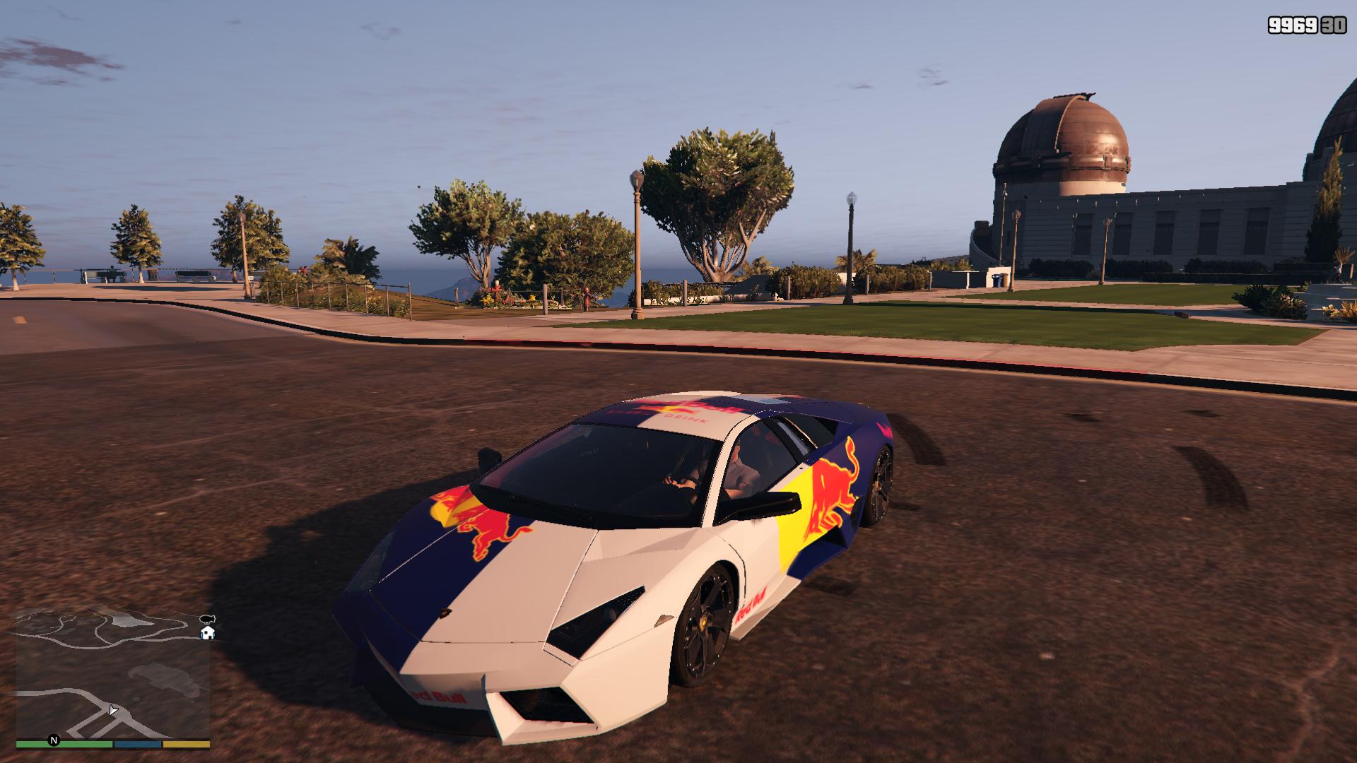 Tron Ksi Lamborghini Aventador Livery Gta5 Mods Com