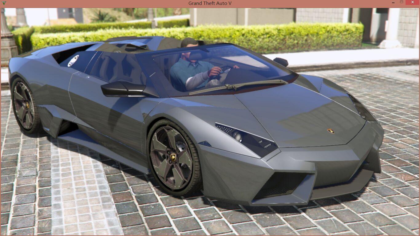 Lamborghini Reventon Roadster Gta5 Mods Com