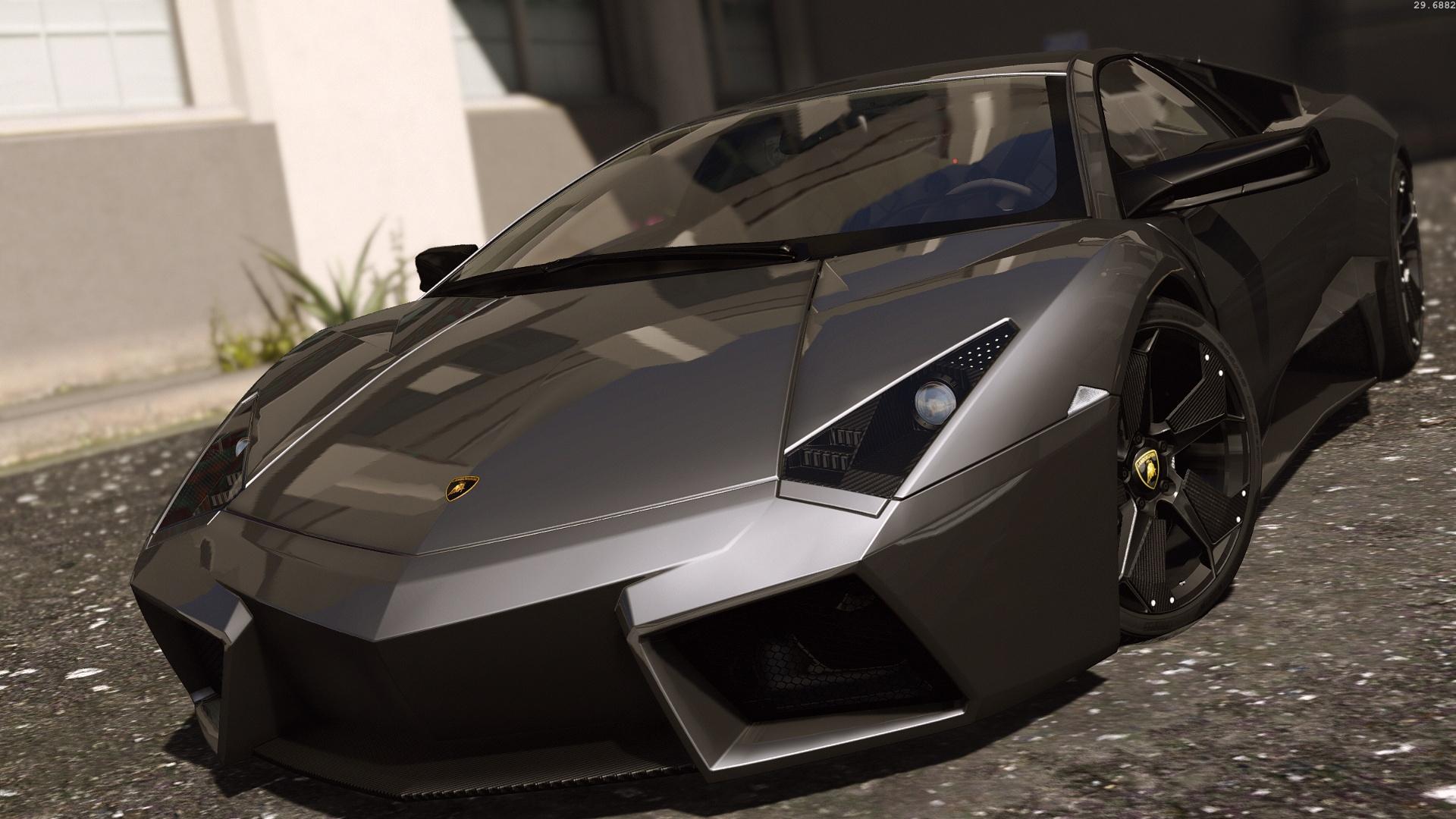 Lamborghini Reventon Autovista Add On Replace Wipers