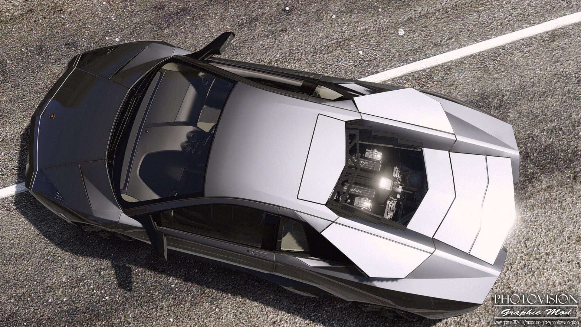 Lamborghini Reventon Autovista Add On Replace Wipers Template