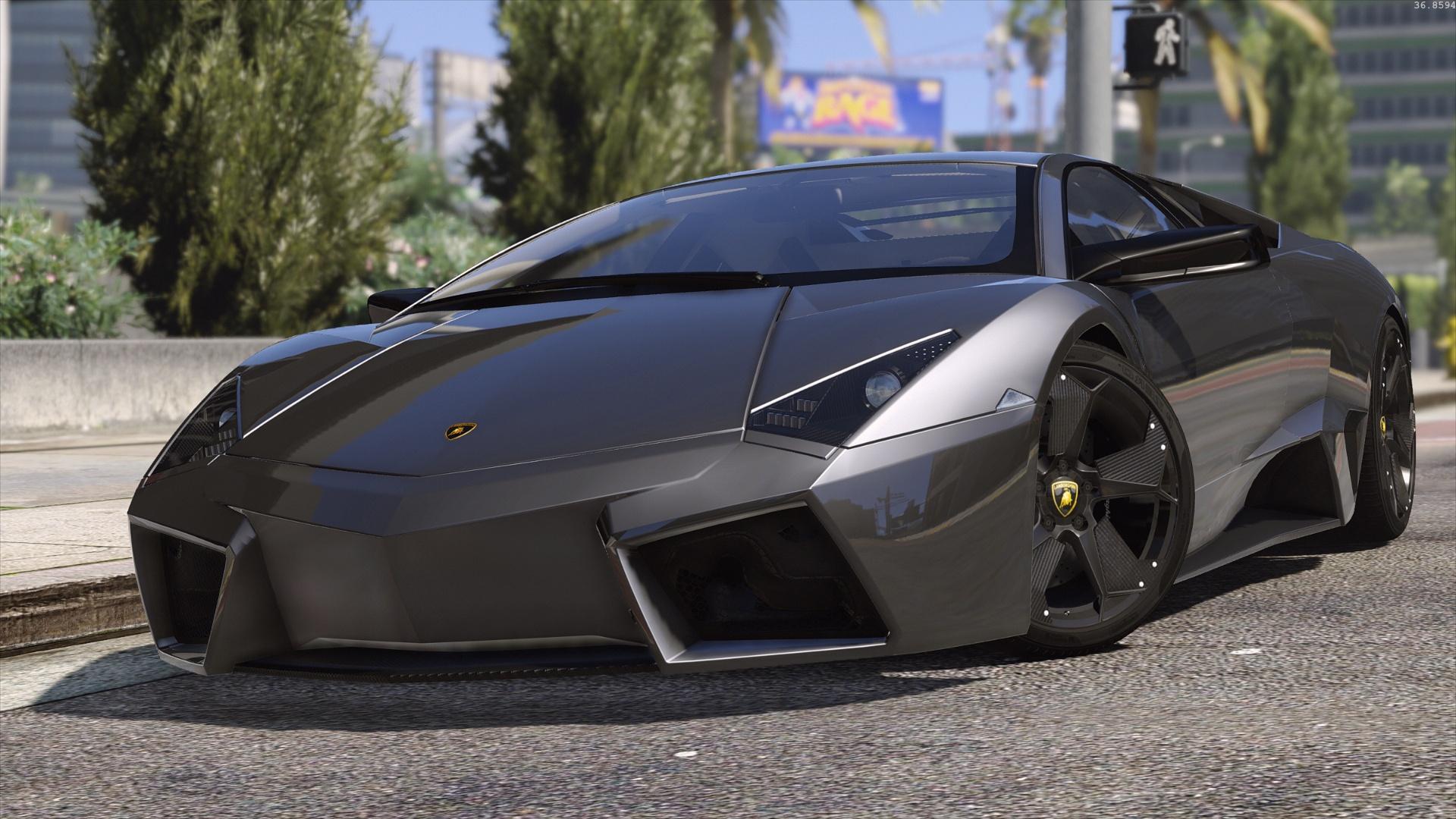 Gta 5 Car Wallpaper Lamborghini Reventon A...