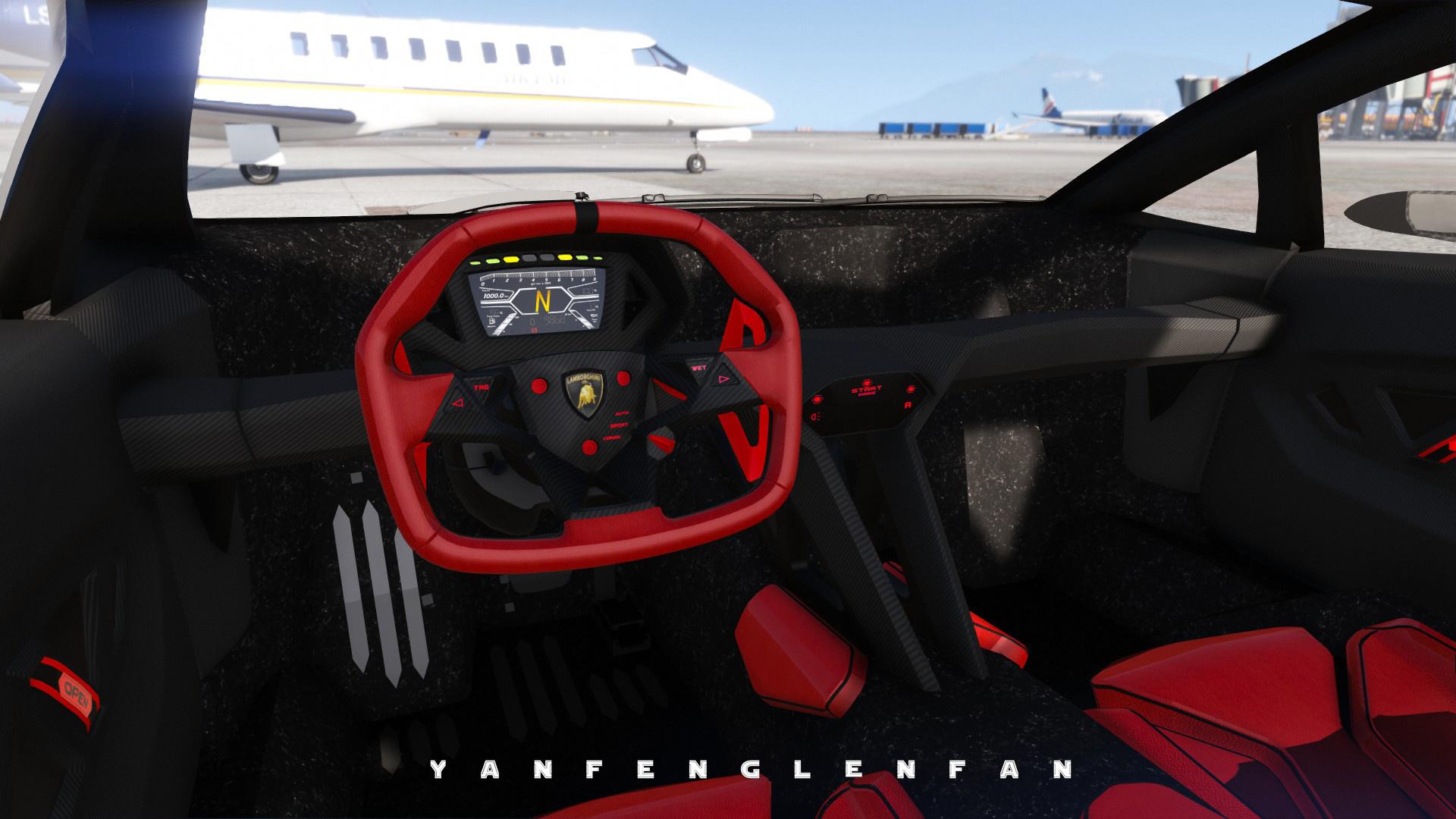 Lamborghini Sesto Elemento Add On Digital Gear Hq Gta5 Modscom