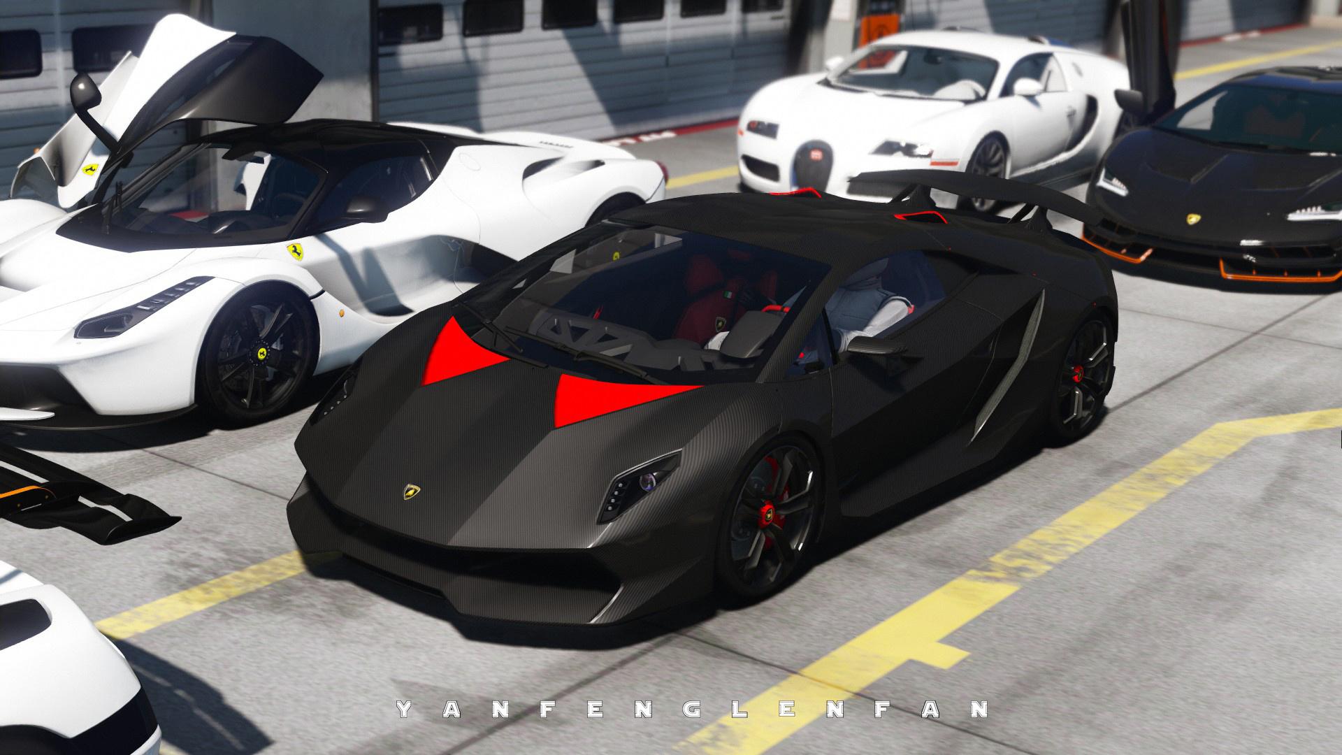 Lamborghini Sesto Elemento Add On Digital Gear Hq Gta5 Mods Com