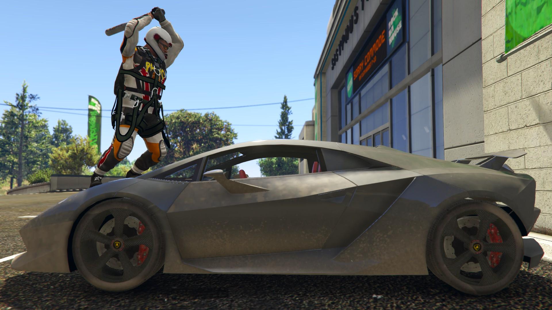 Lamborghini Sesto Elemento Tuning Gta5 Modscom