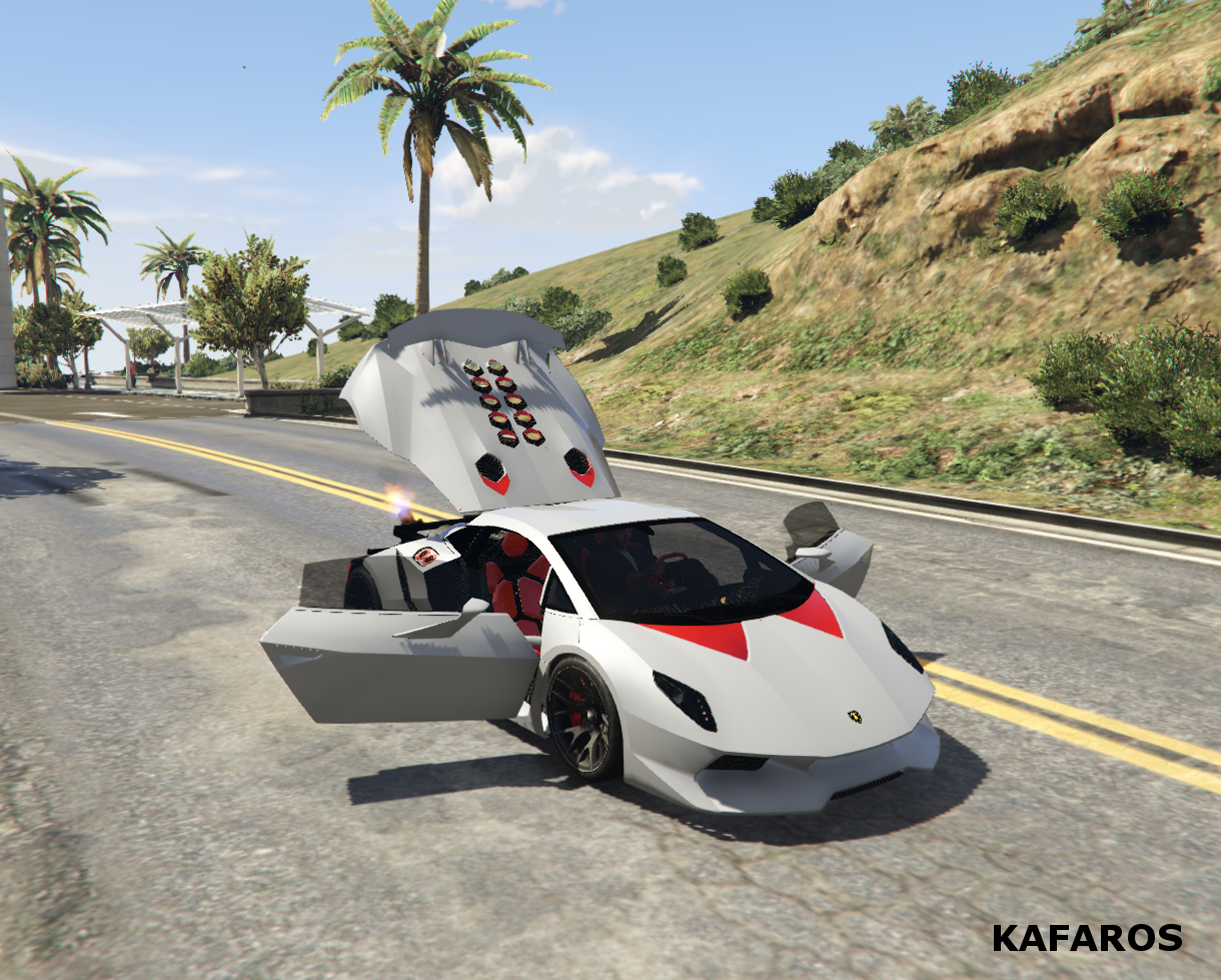 Lamborghini Sesto Elemento Gta5 Mods Com