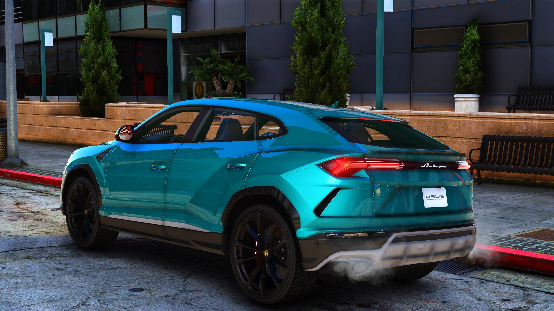 Lamborghini Urus [Add,On