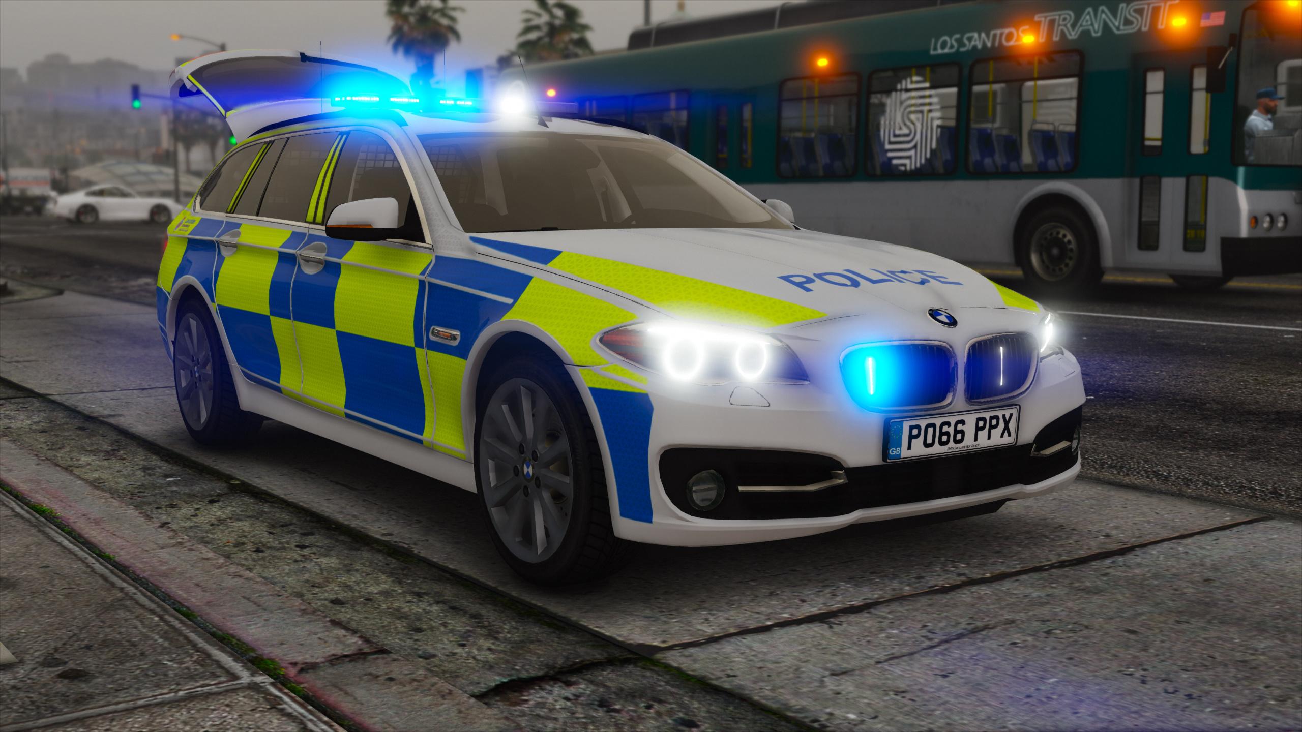 lancashire police bmw 530d touring replace els gta5. Black Bedroom Furniture Sets. Home Design Ideas