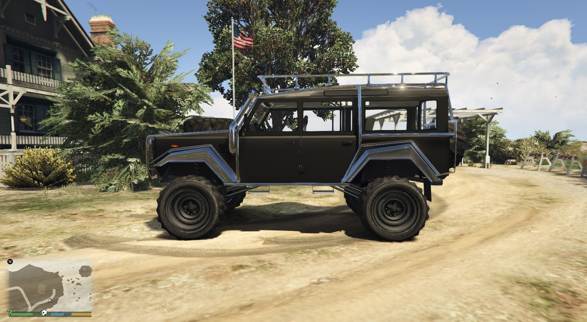land rover 110 outer roll cage gta5. Black Bedroom Furniture Sets. Home Design Ideas