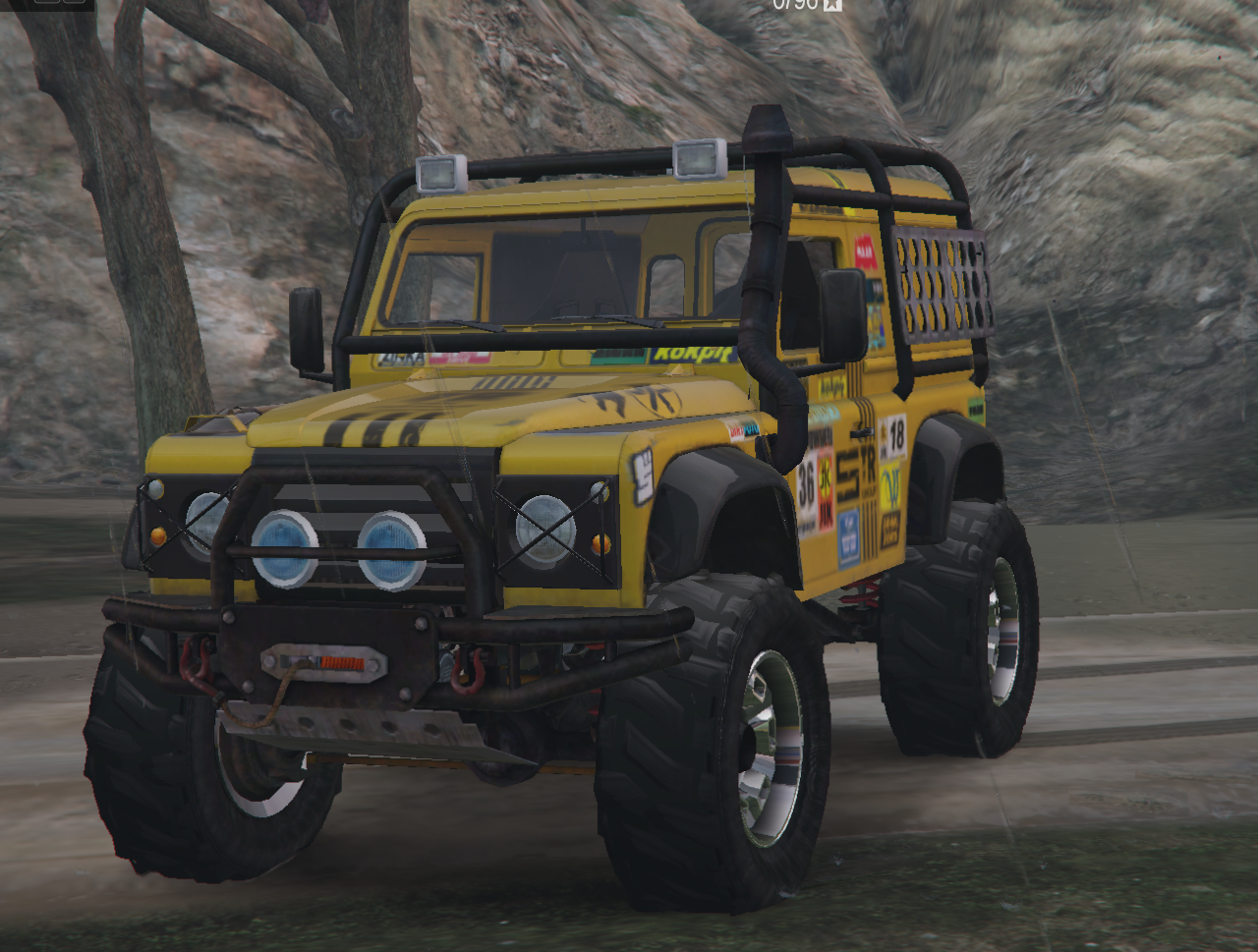 Land Rover Defender 90 [Add-On / Replace] - GTA5-Mods.com