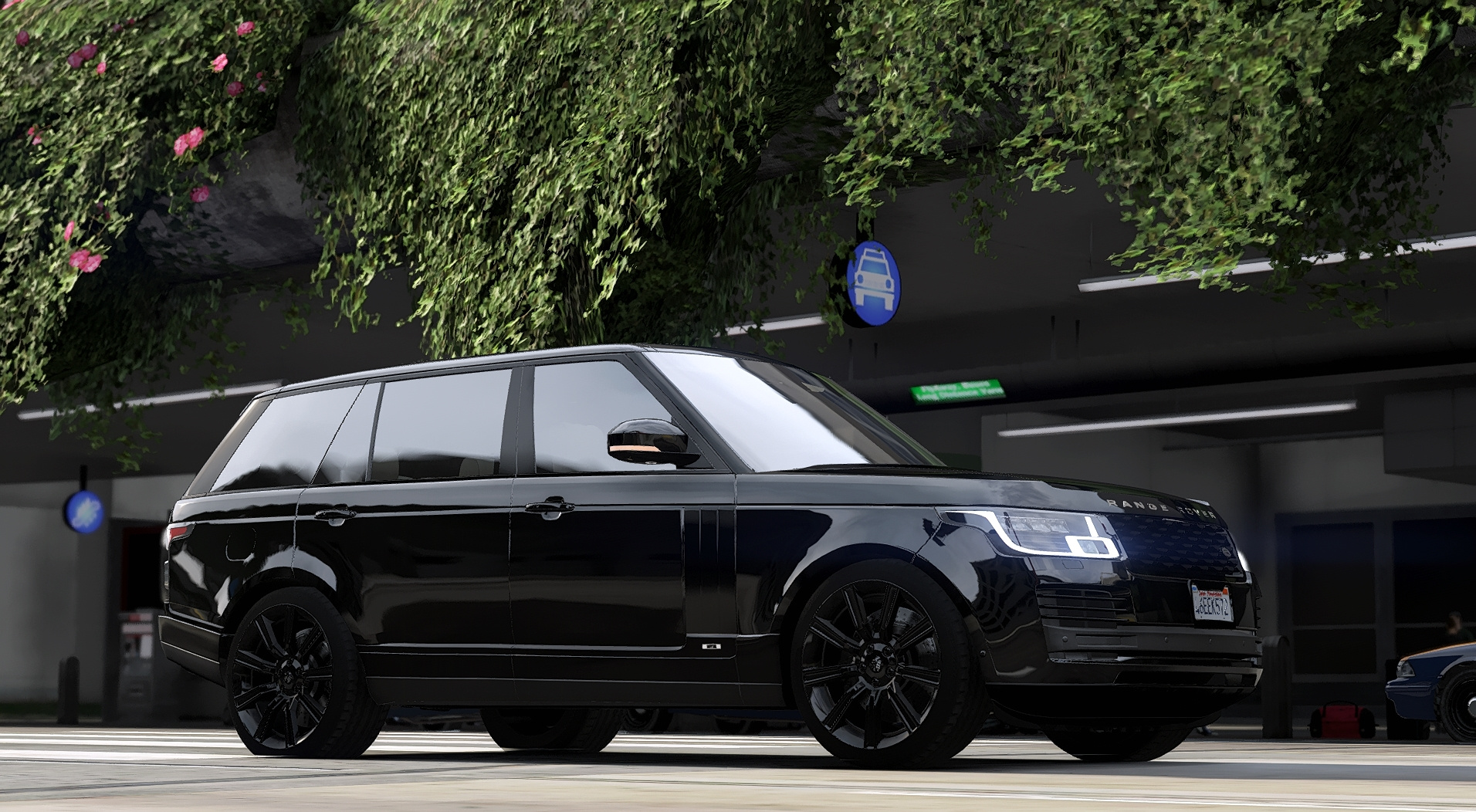 Range Rover Autobiography >> Land Rover Range Rover SV Autobiography LWB 2018 - GTA5 ...