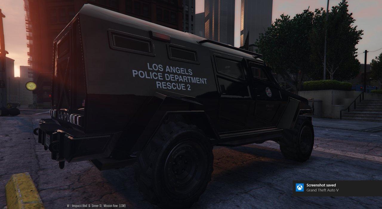 LAPD SWAT Insurgent - GTA5-Mods.com