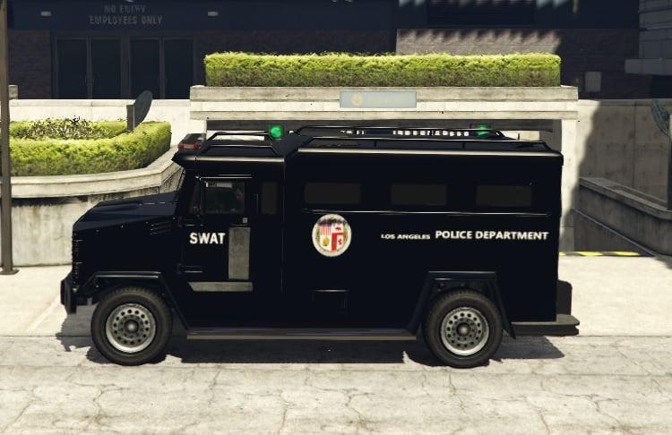 LAPD SWAT Truck - GTA5-Mods.com