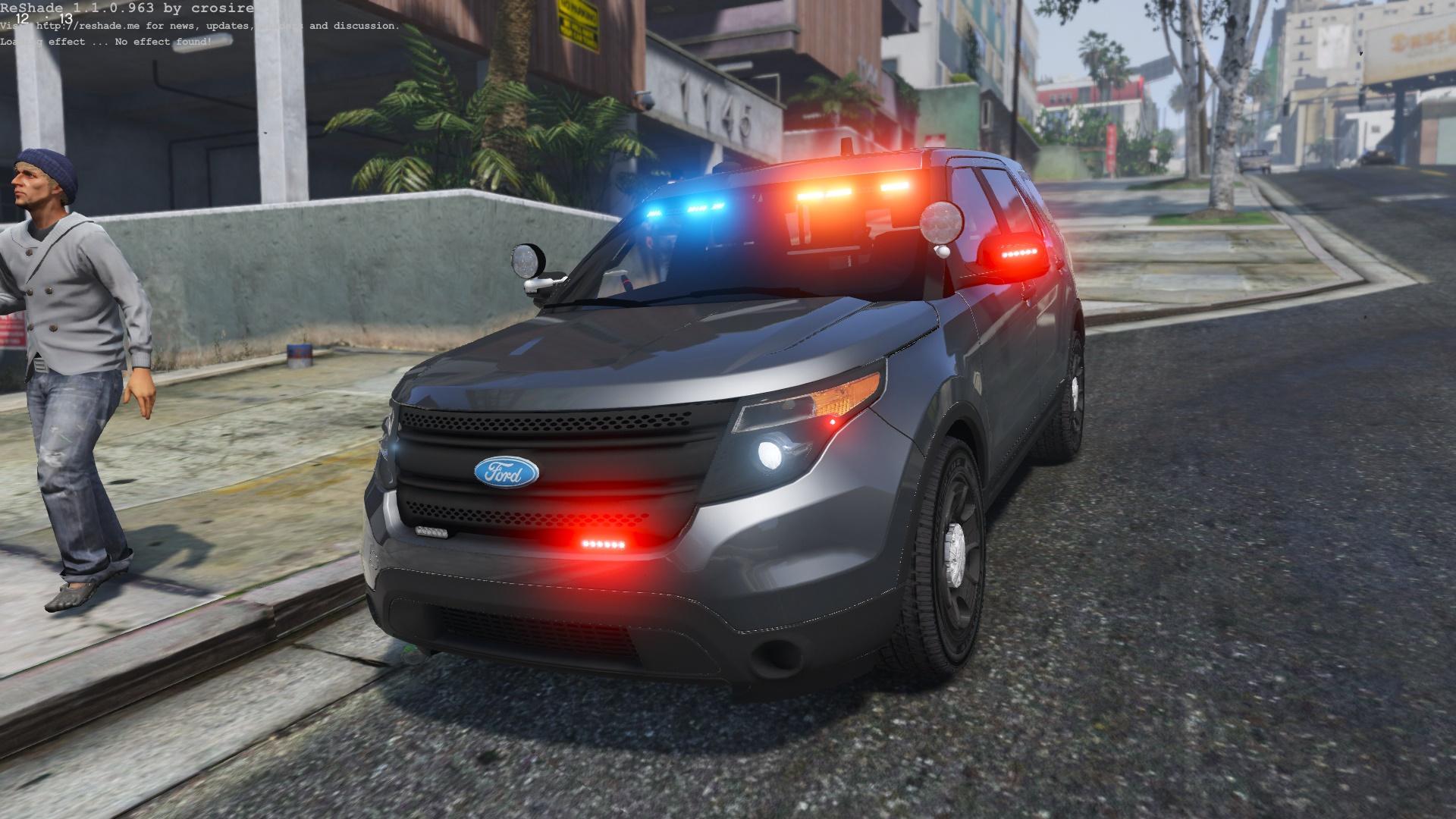Unmarked police car gta 5 - 1f9ce8 1