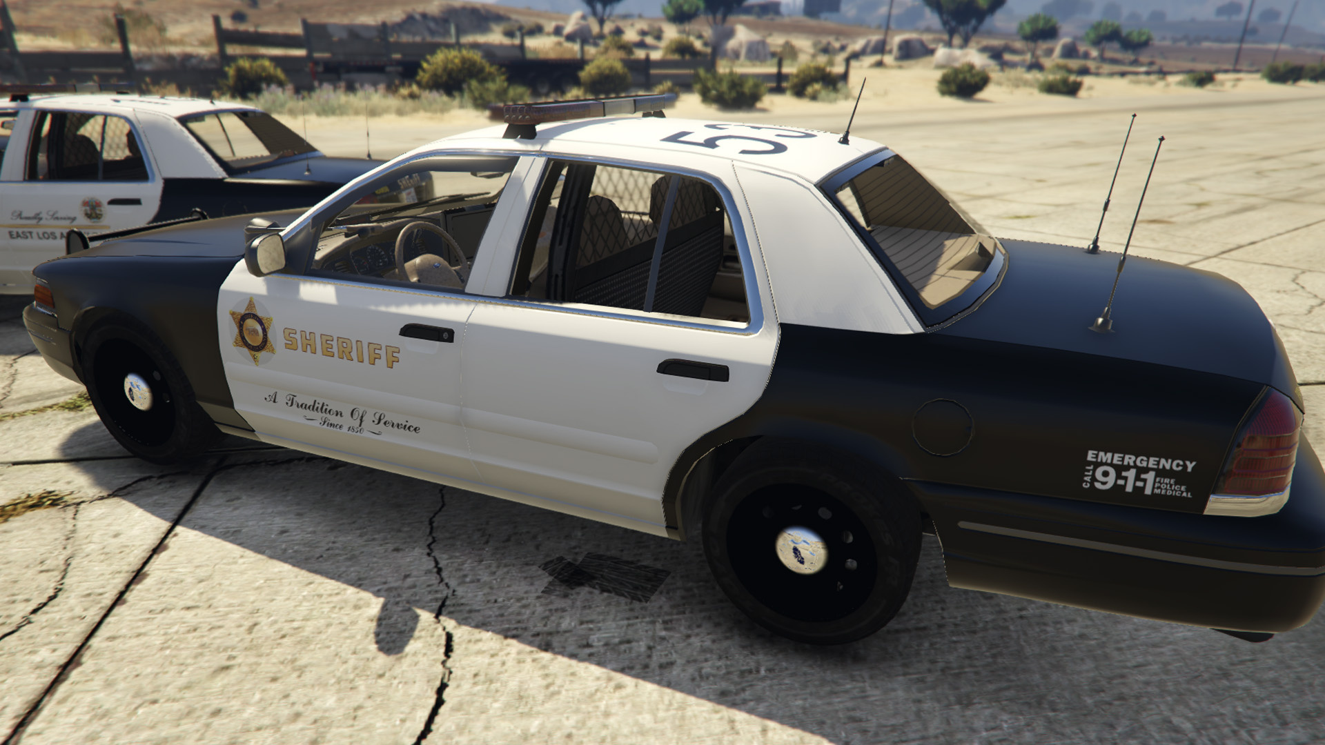 Lapd Lasd Chip Liveries For 1999 Ford Crown Victoria Gta5 Mods Com