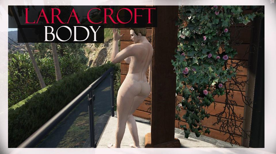 Lara croft nude nude