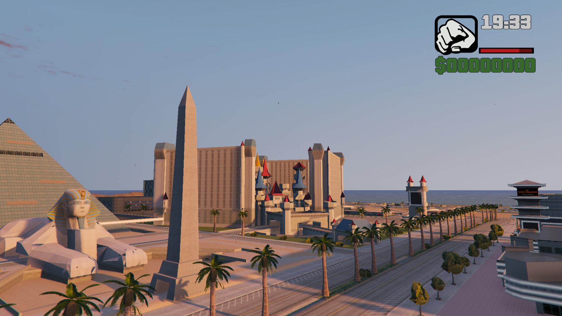 Las Venturas & San Fierro DLC - GTA5-Mods com