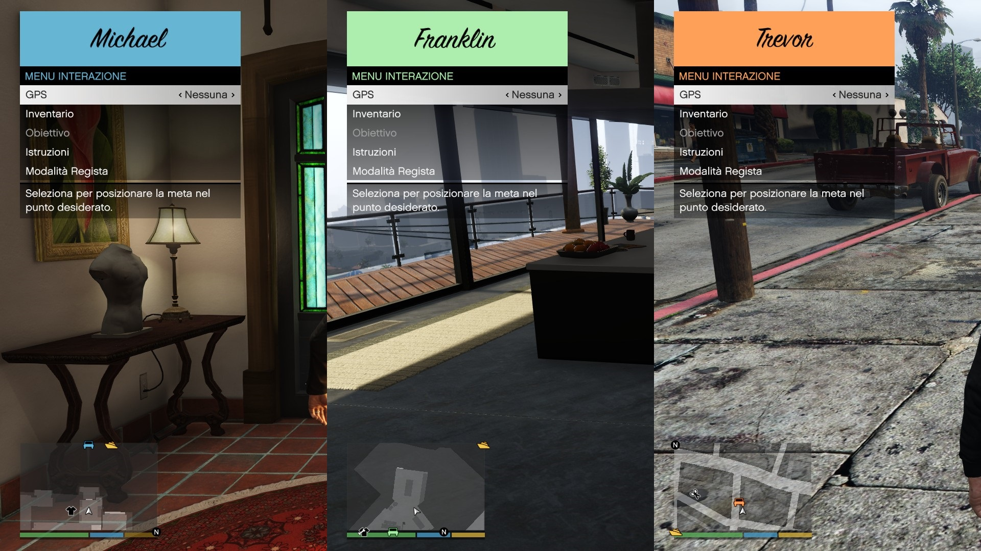 gta 5 how to use interaction menu pc