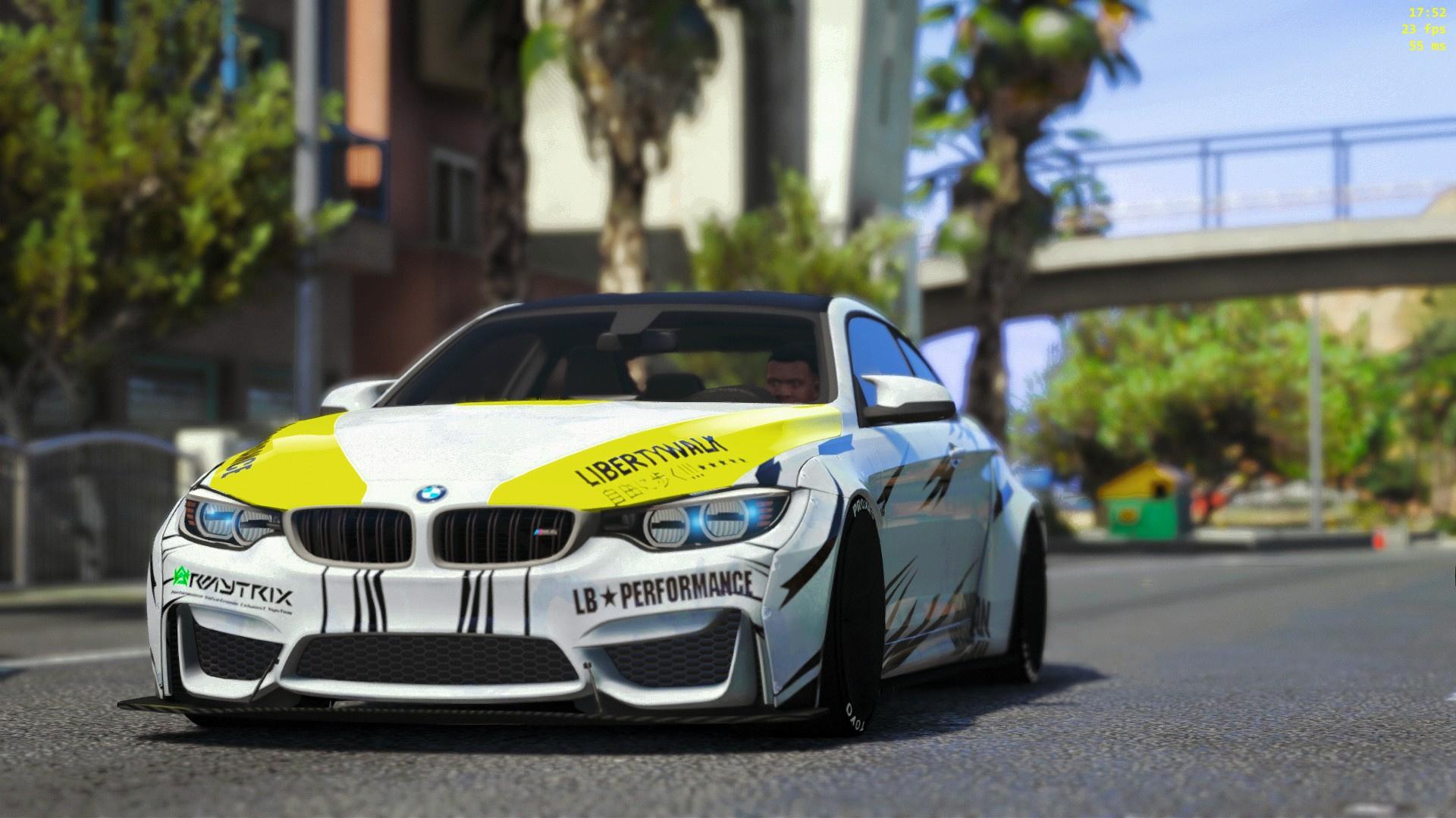 LB ☆ Works BMW M4 Series (F82) [Add-On / Replace] - GTA5 ...