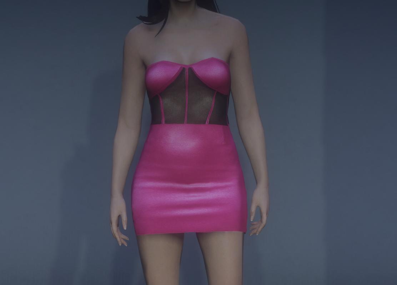 Dress pack (3 dresses) for MP Female v1.0 - GTA5mod.net