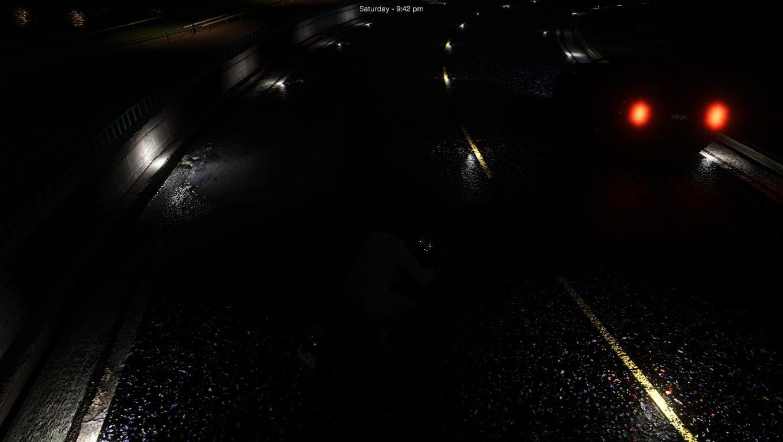 LED Cat Eye Road Studs Lite Patch - GTA5-Mods com