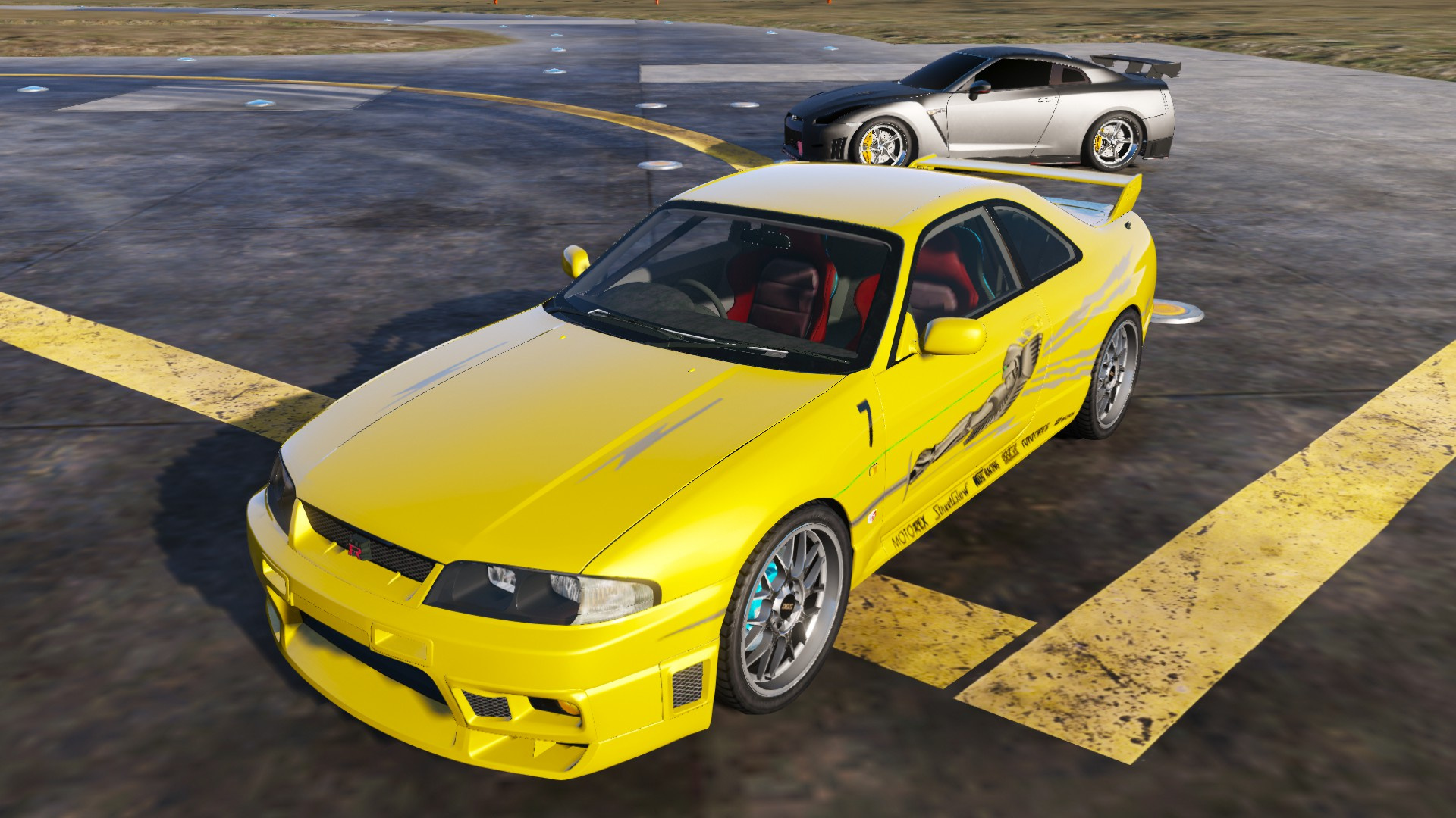 leon 39 s nissan r33 the fast and the furious gta5. Black Bedroom Furniture Sets. Home Design Ideas