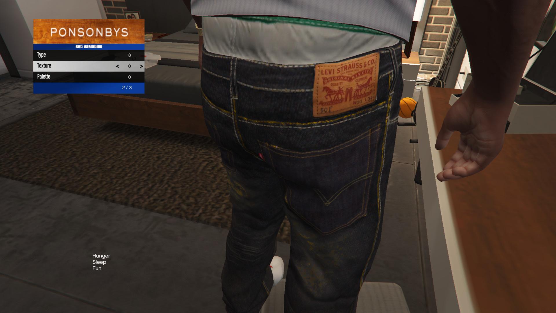 Levi Jeans 4K