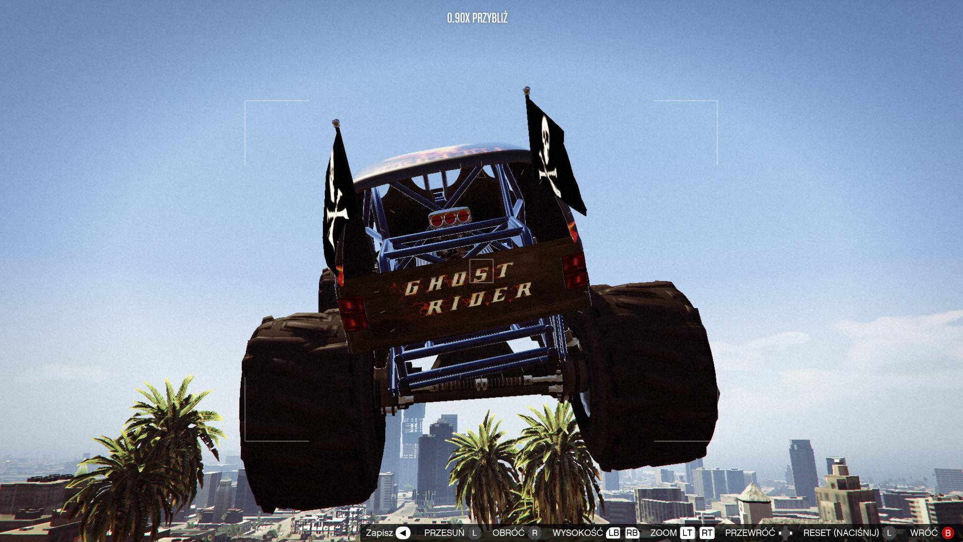 Liberator Ghost Rider Gta5 Mods Com