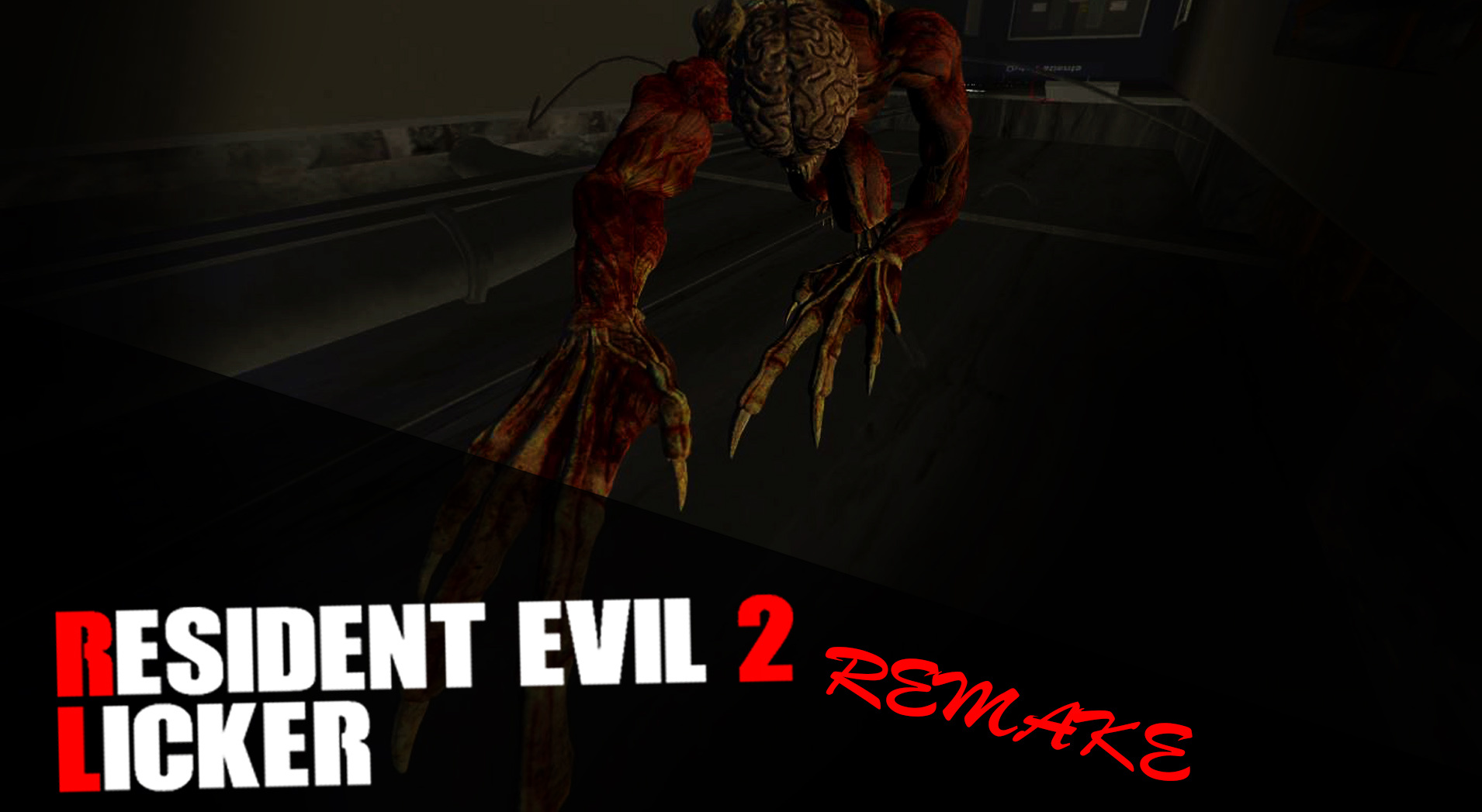 Licker Resident Evil 2 Remake - GTA5-Mods com