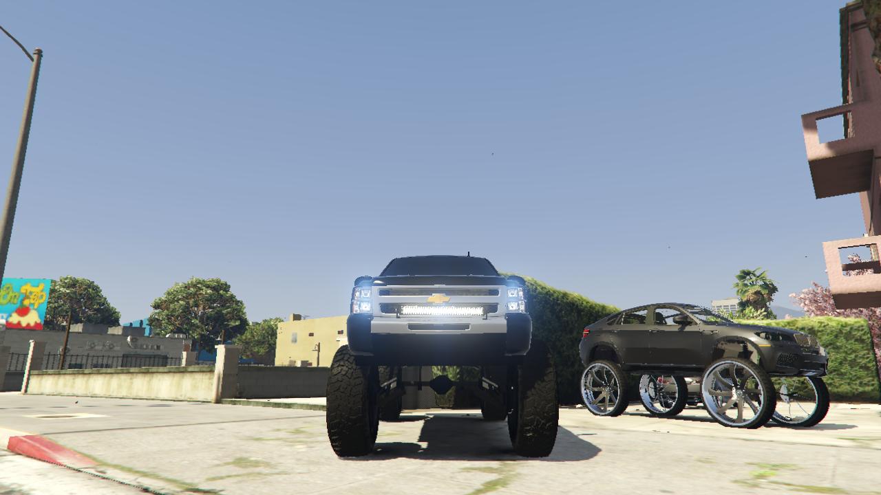 Gta 4 lifted trucks