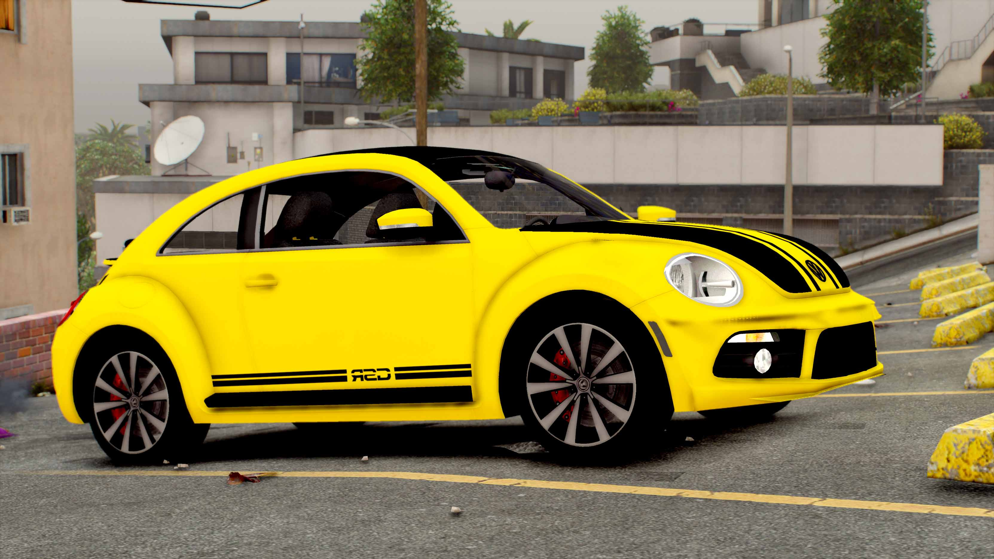 2012 Limited Edition VW Beetle GSR - GTA5-Mods.com