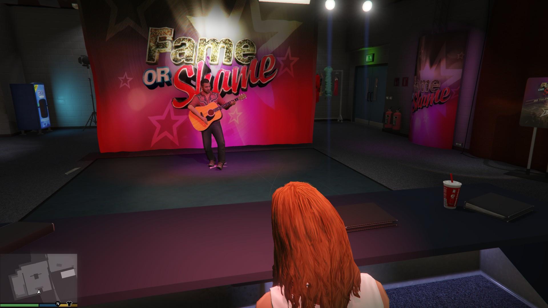 Live Fame or Shame Auditions - GTA5-Mods.com