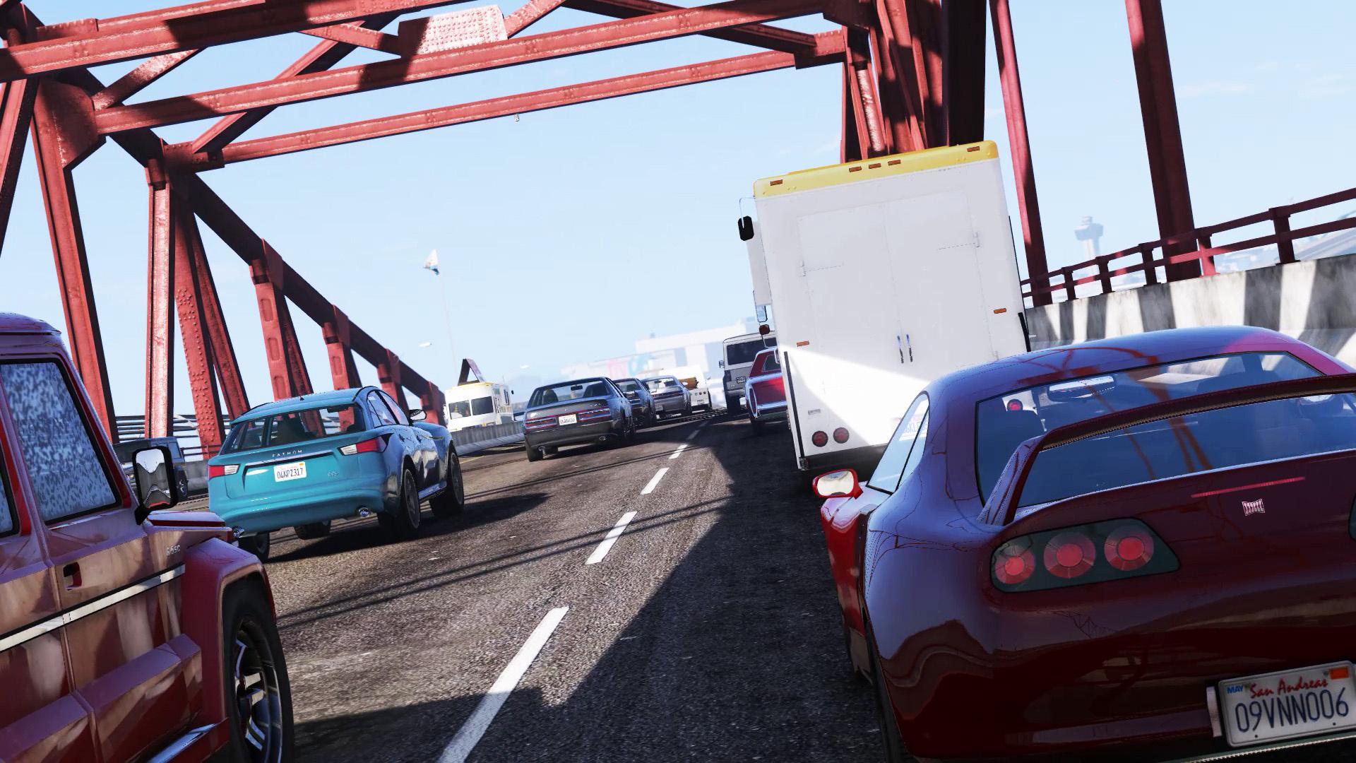 Live Traffic Density [SHVDN] - Organic Update - GTA5-Mods com