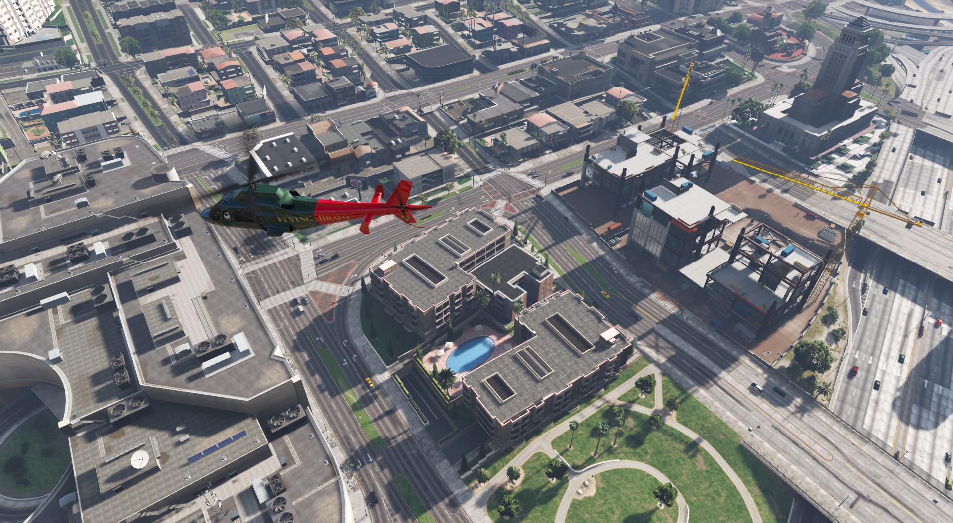 Lively World Traffic Stuff Update Gta5 Mods Com