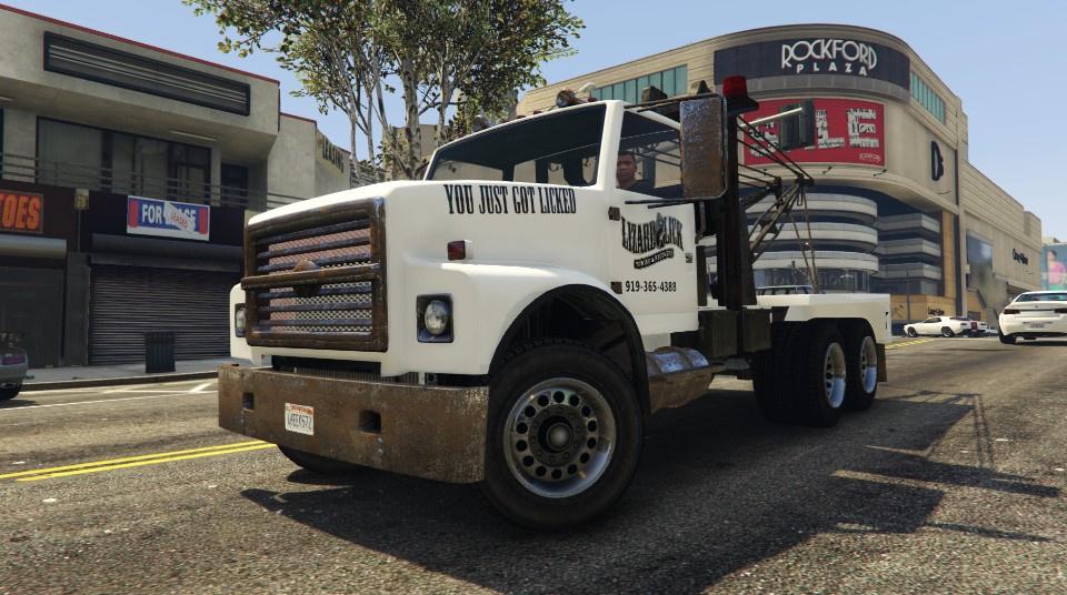Lizard Lick Tow Truck - GTA5-Mods com