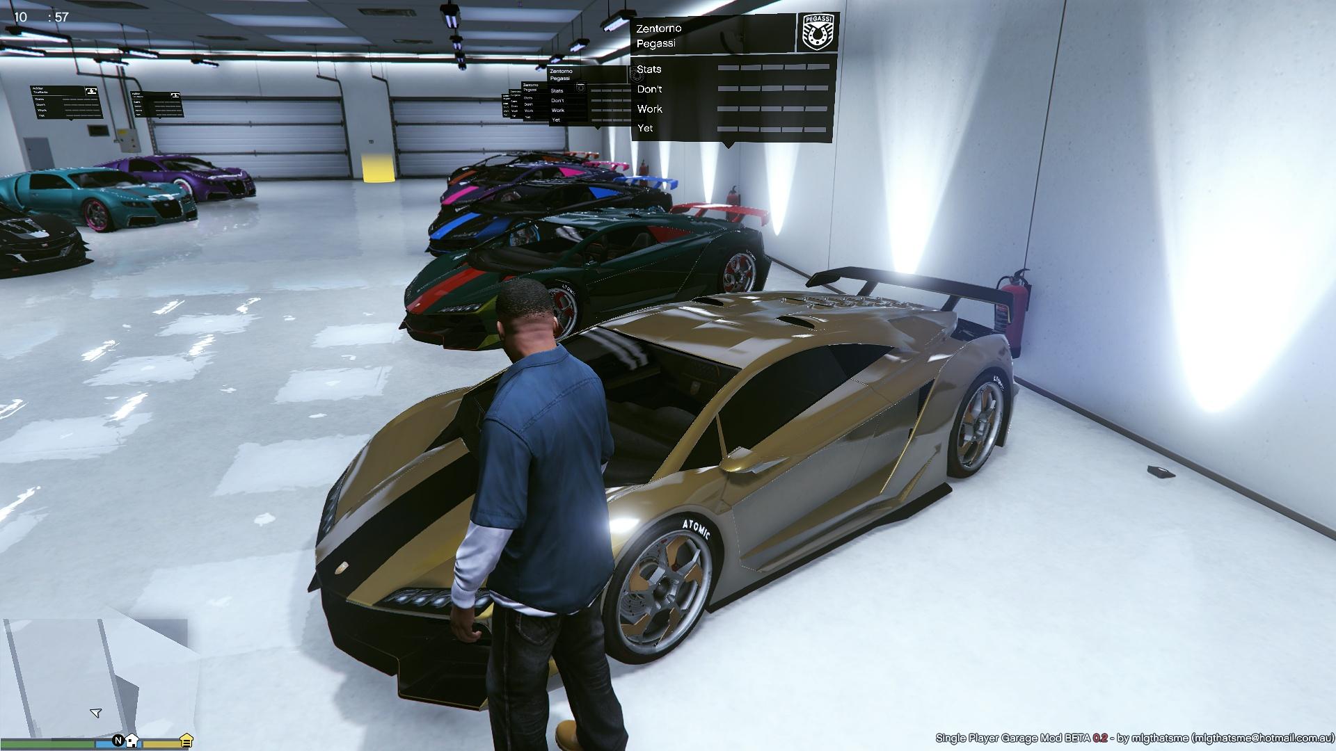 2 Loaded Single Player Garages Spg Gta5 Mods Com