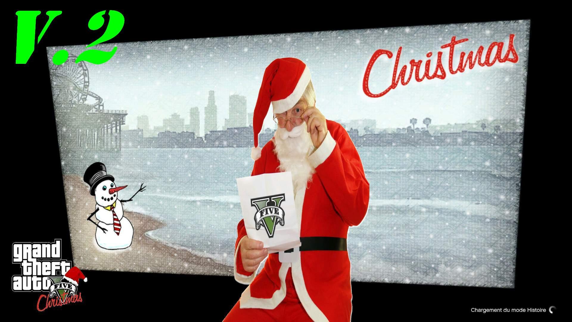 Gta 5 Christmas.Christmas Loading Screens Gta5 Mods Com