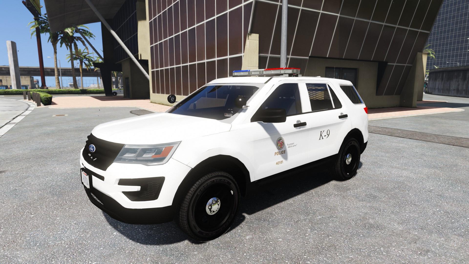 Los Angeles Police Department Lapd Texture Pack 4k Gta5 Mods Com