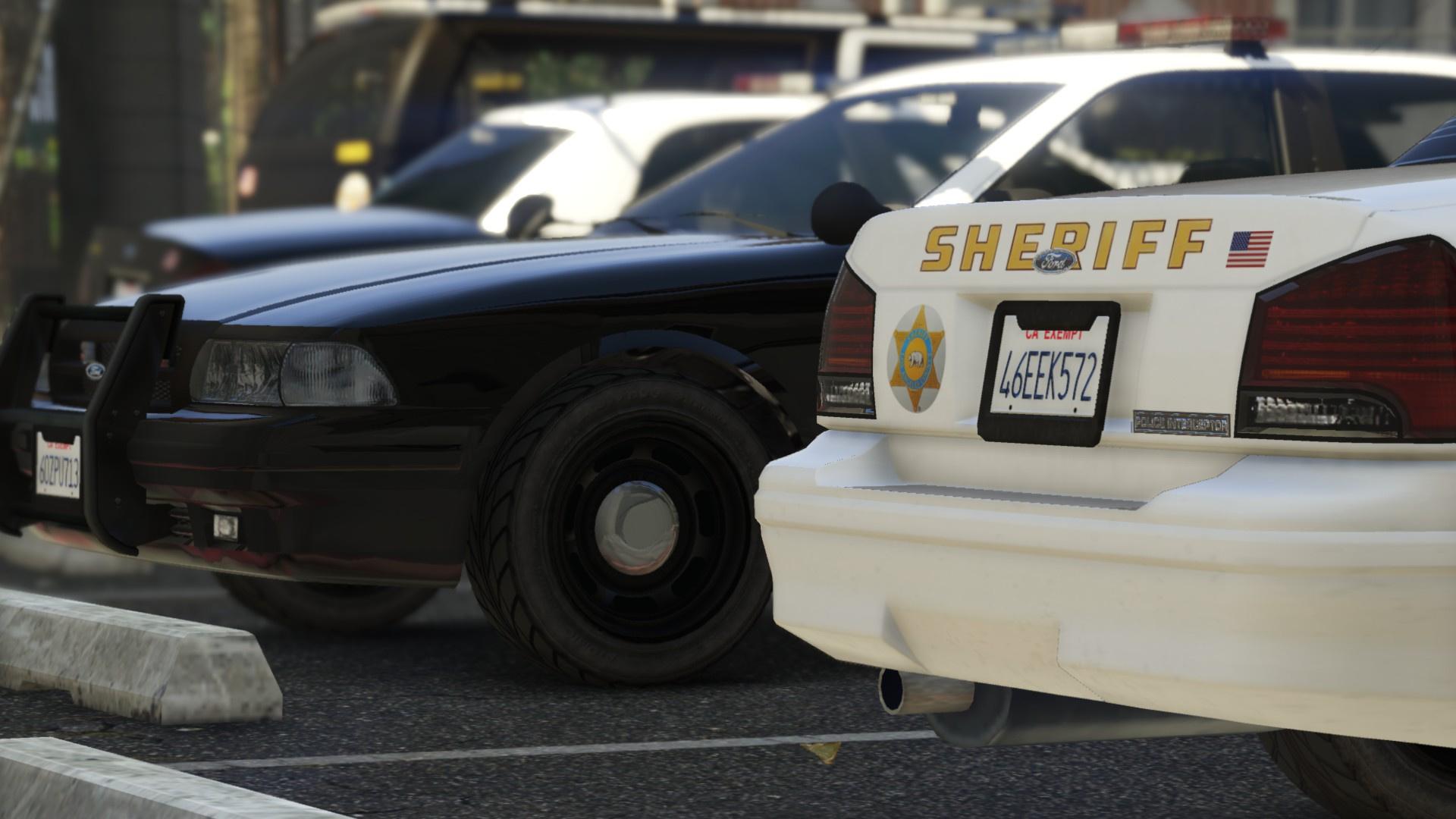 Los Angeles Police / Sheriff - Realism Mod - GTA5-Mods com
